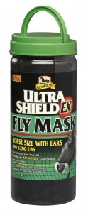 Maska na owady Absorbine Ultra Shield EX Fly Mask