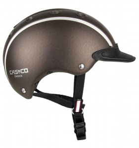 Kask Casco Choice-metalic brown