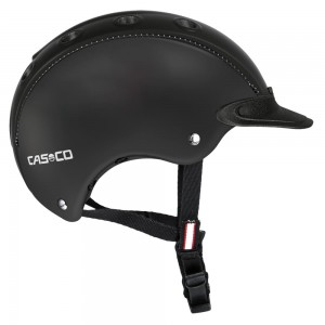 Kask Casco Choice Turnier-black mat