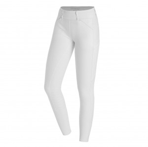 Bryczesy Schockemöhle Show Riding Tights -white