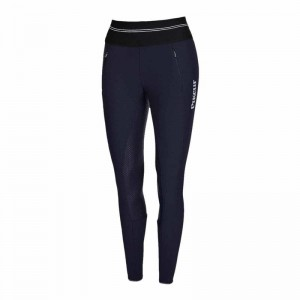 Bryczesy Pikeur Gia Grip Athleisure Softshell -night blue