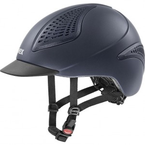 Kask Uvex Exxential II-blue mat