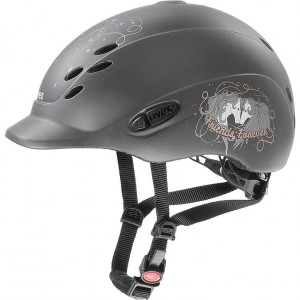 Kask Uvex Onyx Friends II-anthracite mat